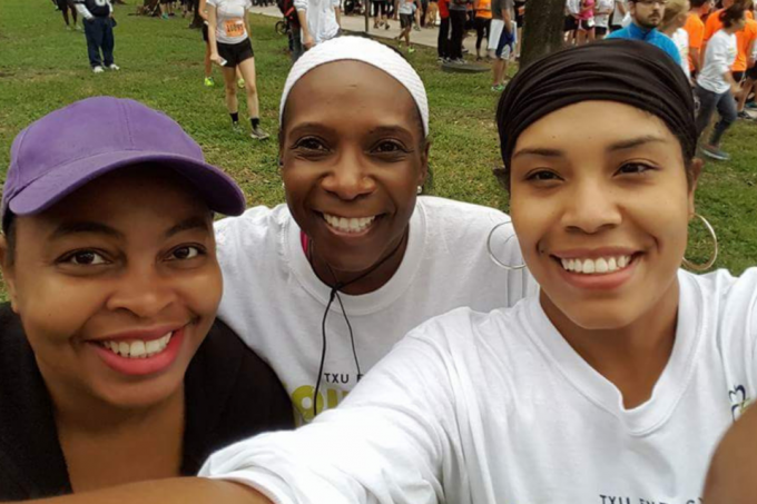 Why Shronica runs the Houston Turkey Trot