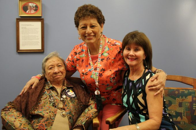 An appreciative approach to Senior Services