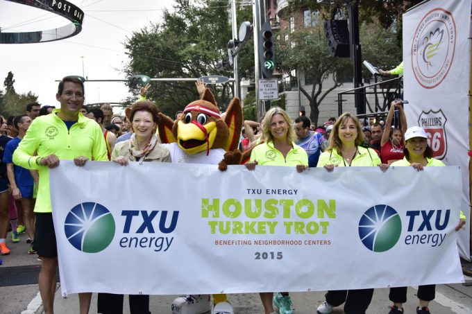 TXU ENERGY CARES ABOUT HOUSTON