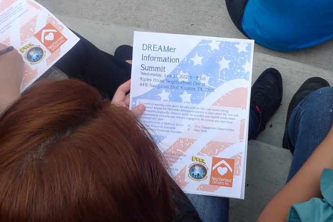 We are here for DREAMers