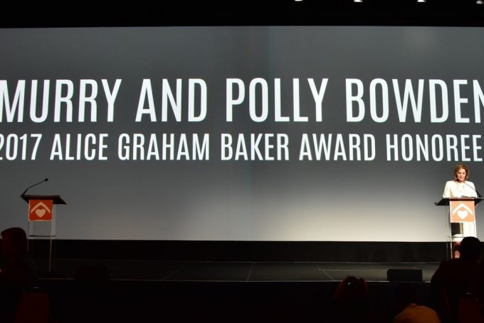 Murry & Polly Bowden Honored at Heart of Gold
